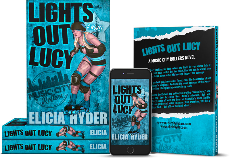 lights-out-lucy-books